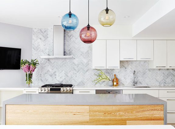 Delo interiors- modern kitchen design