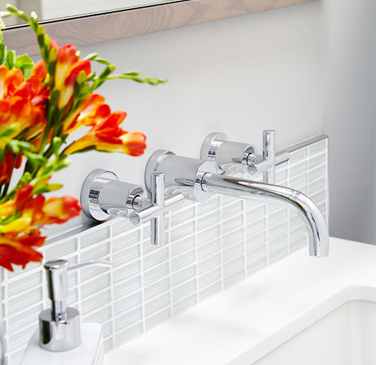 Delo interiors- modern bathroom